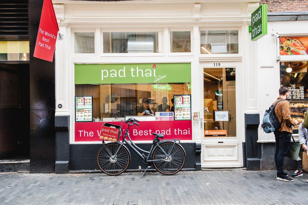 Pad thai restaurant amsterdam location-zeedijk
